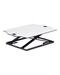 Safco Accent Desktop Sit-Stand (White)